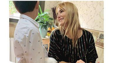 Alba Carrillo comparte una bonita conversación entre Lucas y su abuela de 98 años