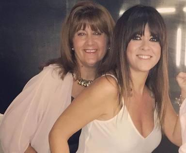 Vanesa Martín y su madre, como dos gotas de agua