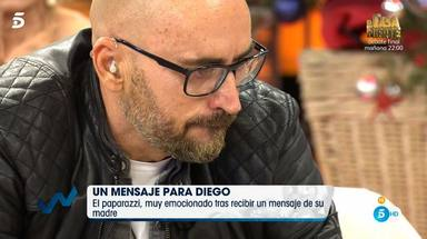 Diego Arrabal como nunca antes en televisión