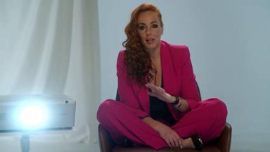Rocío Carrasco durante el documental que ha revolucionado la televisión