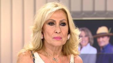 Rosa Benito estalla contra Amador Mohedano, al que pide que la deje en paz de una vez