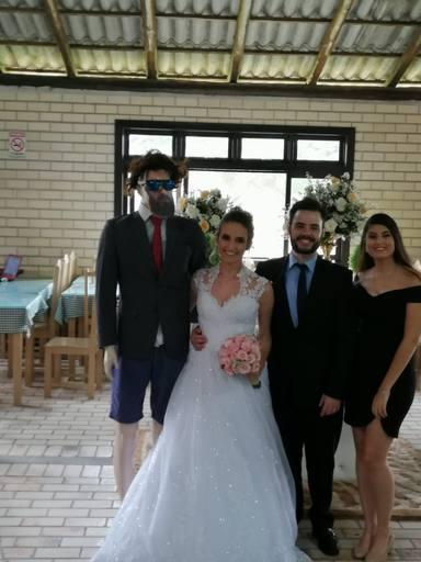 Ver para creer: esto es lo más raro que hemos visto nunca en una boda