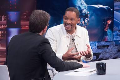 Will Smith entrevistado por Pablo Motos en 'El Hormiguero'