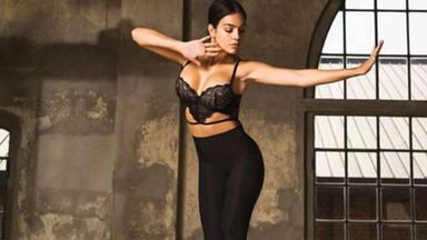 Georgina Rodríguez no es la única bailarina de la familia: atención a las imágenes de Alana Martina