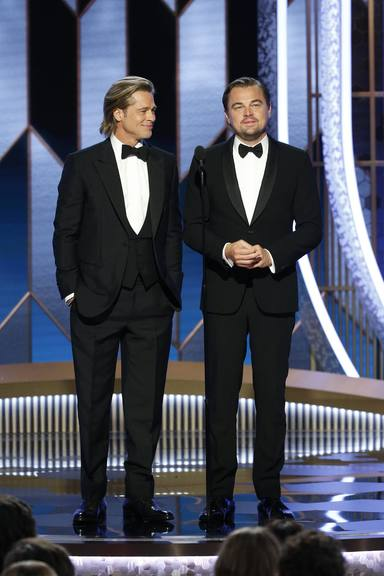 Entertainment: 77th Annual Golden Globe Awards