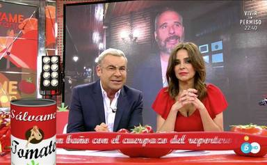 La vuelta de Aquí hay Tomate con Jorge Javier y Carmen Alcayde