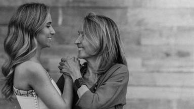 María Pombo preocupada por su madre frente al coronavirus
