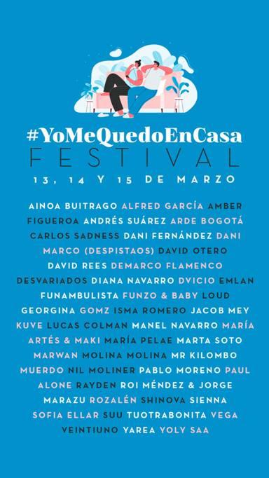 #yomequedoencasafestival