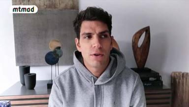 Diego Matamoros se quiere someter a la prueba del coronavirus