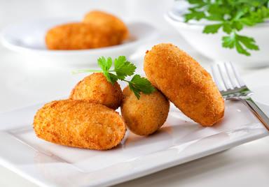 Croquetas realfood