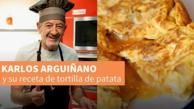 Karlos Arguiñano da su receta más famosa