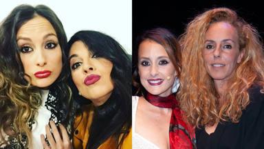 Mercedes Durán y Anabel Dueñas eran muy amigas hasta que apareció Rocío Carrasco