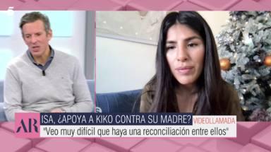 Isa Pantoja saca a la luz todo lo sucedido en Cantora y revela la verdad sobre su relación con su madre