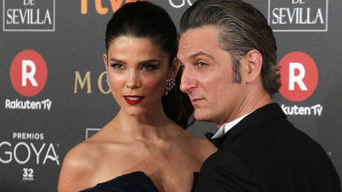 Buena relación Juana Acosta y Ernesto Alterio tras su separación