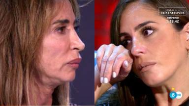 María Patiño pide perdón en directo a Anabel Pantoja