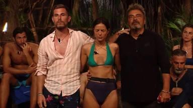 La sorprendente complicidad entre Tom Brusse y Melyssa en un momento duro para la superviviente