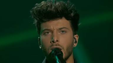 Blas Cantó se atreve con 'Amar Pelos Dois', una de las canciones más importantes de la historia de Eurovisión