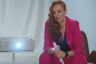 Rocío Carrasco se deshizo en elogios hacia su marido durante el documental