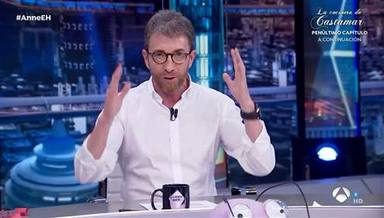 Pablo Motos, emocionado al deshacerse en elogios hacia Sergio Ramos tras su salida del Real Madrid