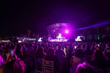 El público del Concert Music Festival, rendido a la magia de Vanesa Martín