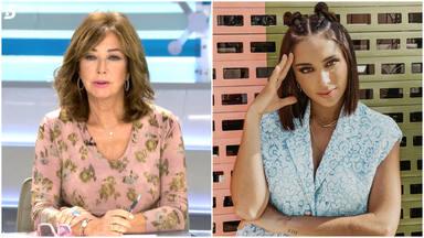 Ana Rosa Quintana reacciona al concurso de Sandra Pica