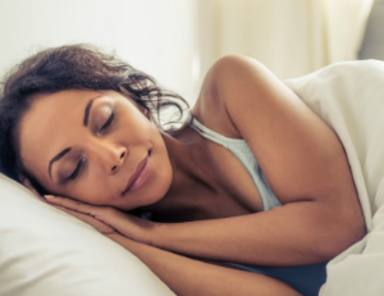 ¿Cómo dormir mejor? ¡Ojo! Tiene truco