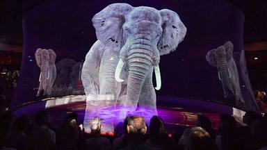 Sustituir animales de carne y hueso por hologramas en 3D. Es la idea que ha tenido un circo alemán ante la pro