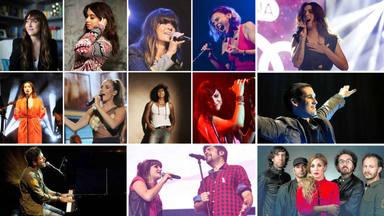 Seis canciones únicas de CADENA 100 Por Ellas: ¿qué artista creará el himno este año?
