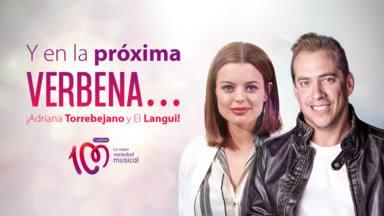 Adriana Torrebejano y El Langui se apuntan a la fiesta de 'La Verbena'