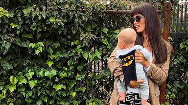 Theo, el hijo de Sara Sálamo e Isco Alarcón celebra su primer Halloween, ¡y su disfraz es adorable!