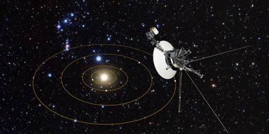 La Voyager 2 envia dades a la Terra 42 anys després del seu llançament