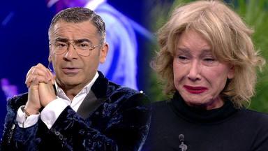La despedida más amarga de Jorge Javier que ha dejado rota a Mila Ximénez