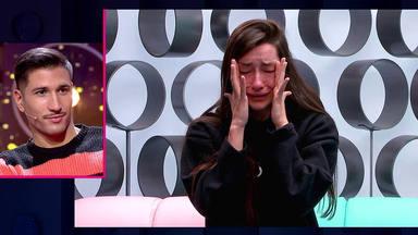 """Adara comunica entre lágrimas el fin de su relación con Hugo Sierra: """"Lo siento"""""""