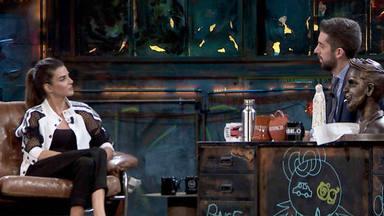 La surrealista escena con la que Clara Lago se dio a conocer en televisión que ha dejado sin palabras a Bronca