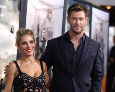 Elsa Pataky y Chris Hemsworth se llevan 7 años
