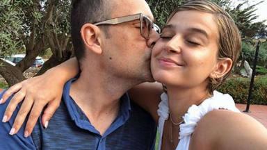 """Laura Escanes fue incapaz de reaccionar al primer """"te quiero"""" de Risto Mejide"""