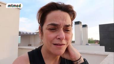 Toñi Moreno acude a una psicologa por asfixia