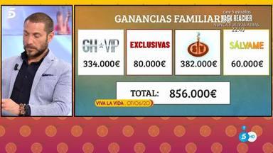 Antonio David quiere demandar al programa de Emma García tras sacar a la luz su sueldo en los últimos meses