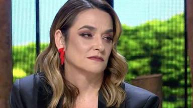 Toñi Moreno rectifica despido mediaset
