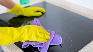 Limpiar vitrocerámica