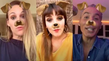 Conchita abandera proyecto junto a otros artistas para fomentar la adopción de animales
