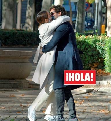 Tamara Falcó e Iñigo Onieva de paseo por Madrid