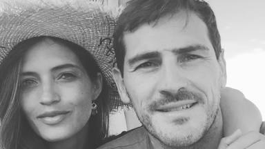 Iker Casillas recibe la emotiva felicitación de Sara Carbonero por su 40 cumpleaños