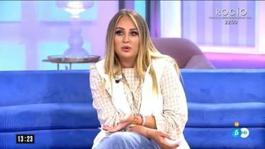 Rocío Flores en una imagen como colaboradora de El programa de Ana Rosa