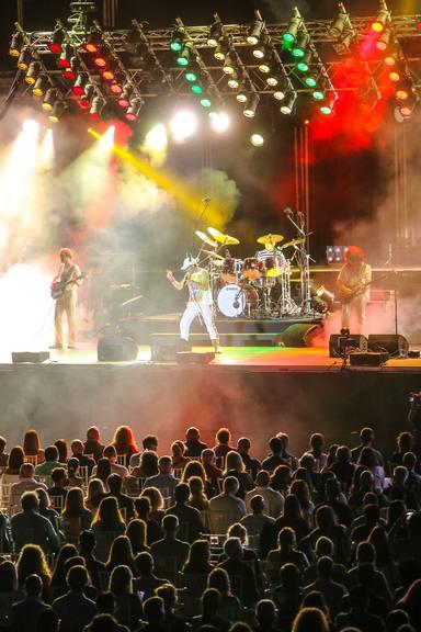 God Save The Queen, un show apto para todos los públicos en el Concert Music Festival