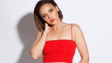 """Chenoa apuesta por su color de la suerte demostrando que está mejor que nunca: """"Siempre fan del rojo pasión"""""""