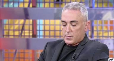Jorge Javier Vázquez muestra su apoyo a Kiko Hernández en el momento más complicado de su vida