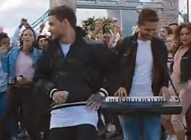 Zedd nos regala su vídeo con Liam Payne