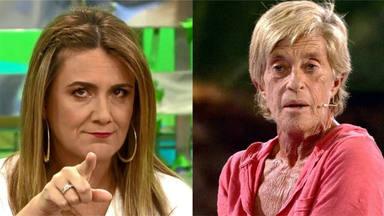 Chelo y Carlota Corredera