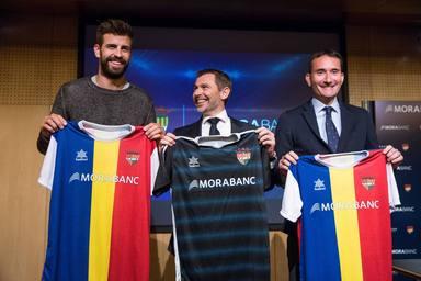 L'Andorra de Gerard Piqué ja és nou equip de Segona B